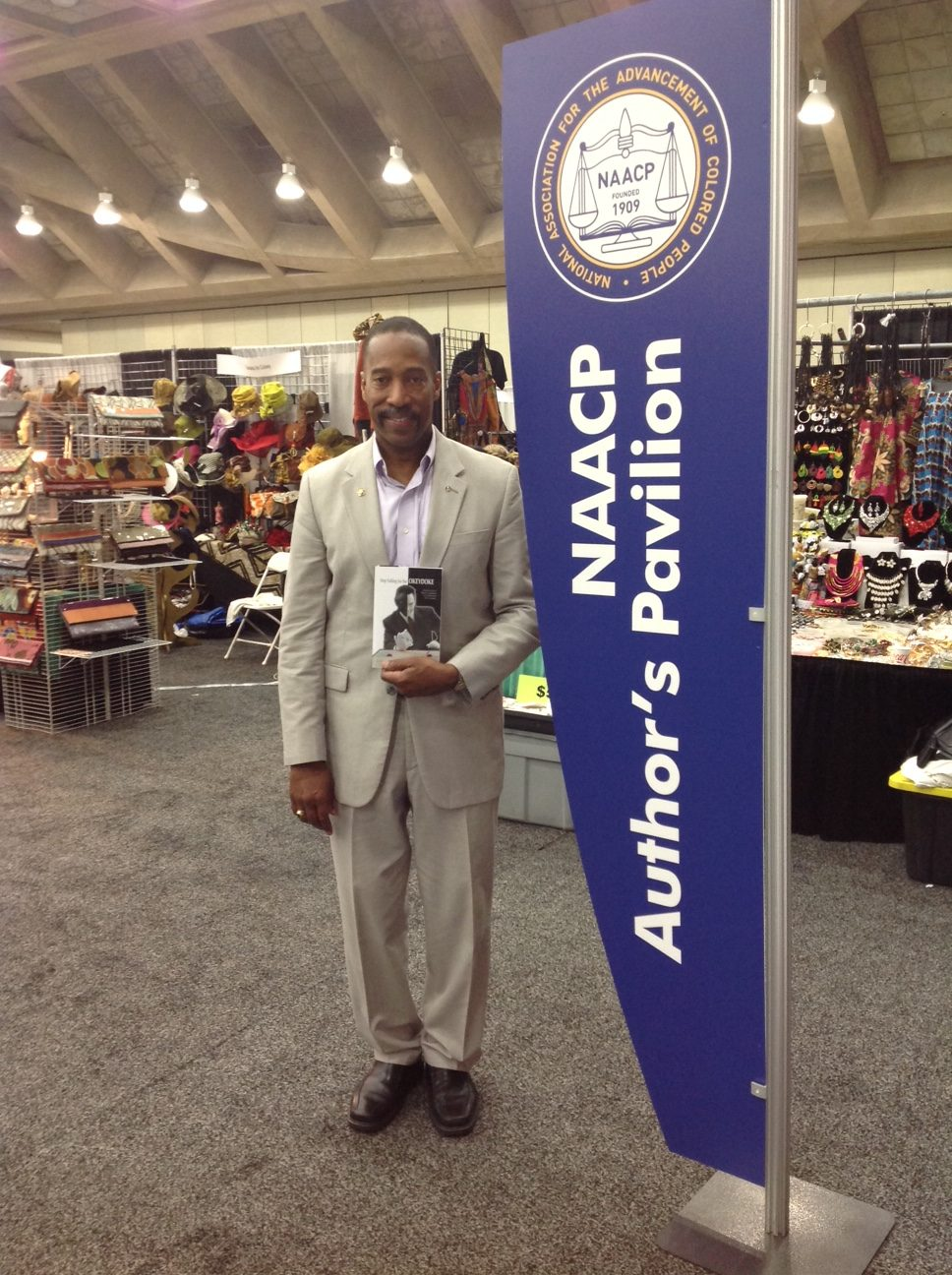 NAACP Author Pavilion 2017 National Convention